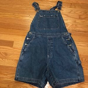 Old navy M overall shorts